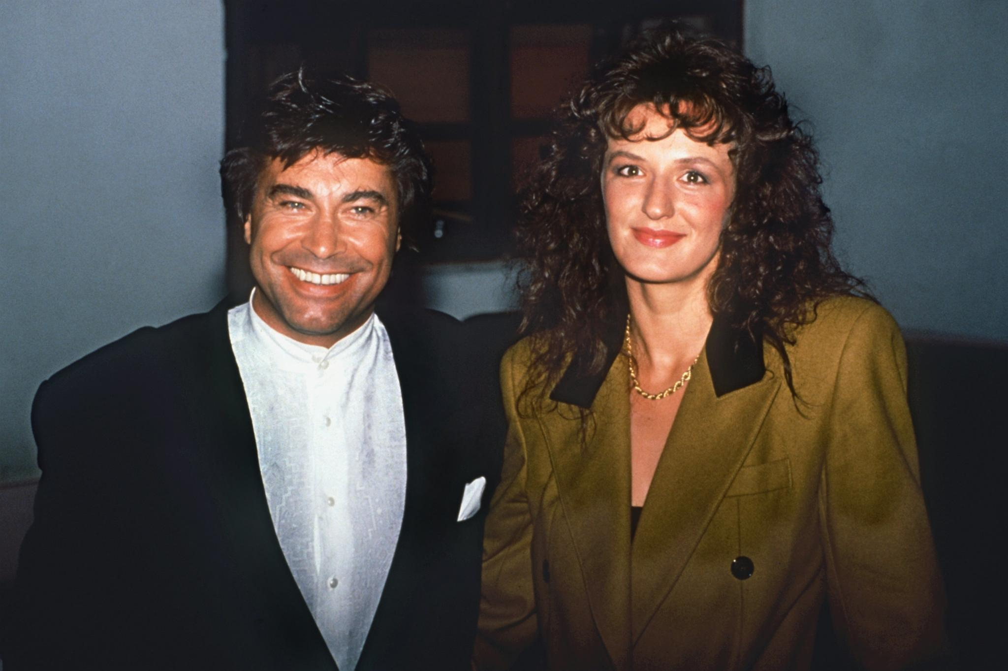 Roy Black ist nach der Trennung von seiner Ehefrau mit Carmen Böhning liiert, der Mutter von Nathalie.