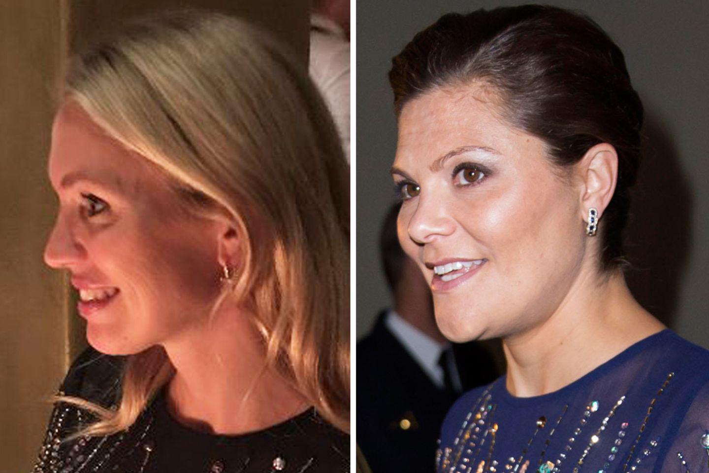 Prinzessin Victoria von Schweden: Eine Freundin trägt ihr Schwangerschaftskleid