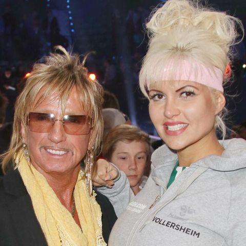 Bert und Sophia Wollersheim