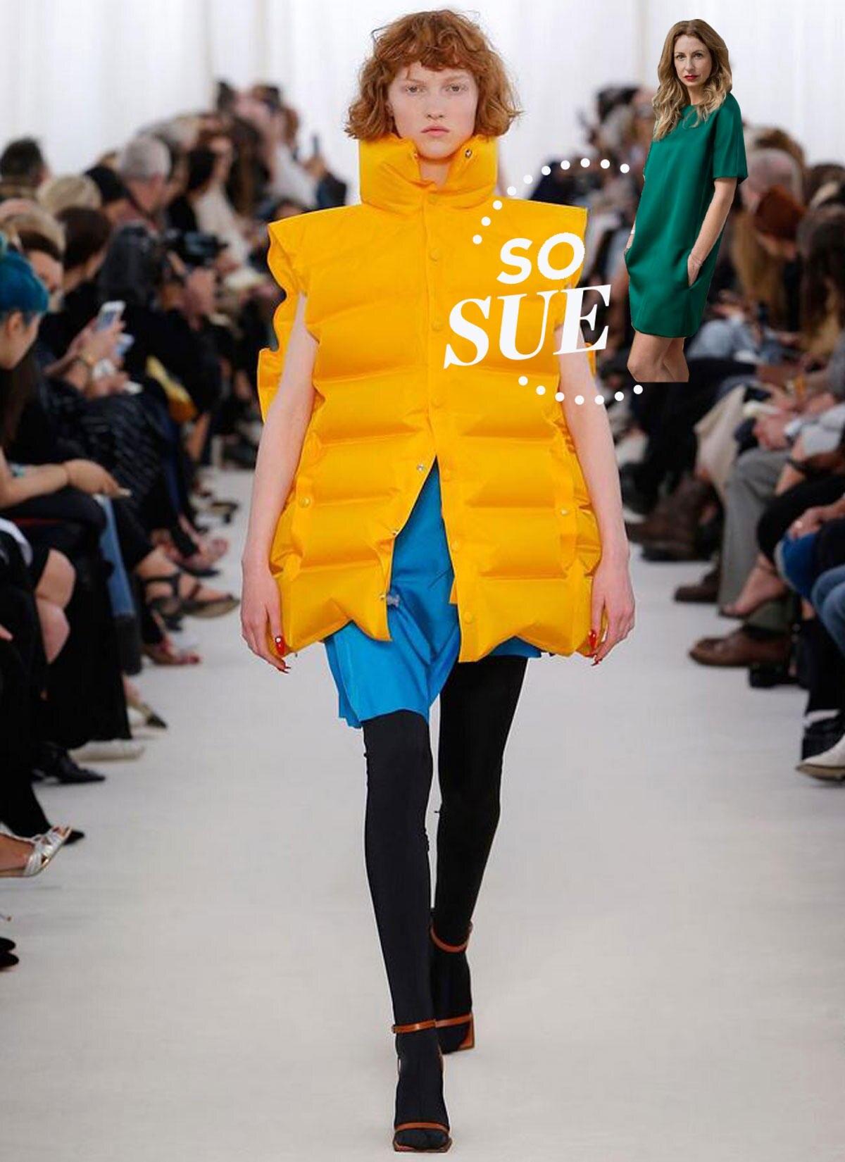So Sue, Balenciaga