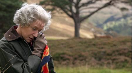 Filmszene: Die Queen steht vor schwierigen Entscheidungen
