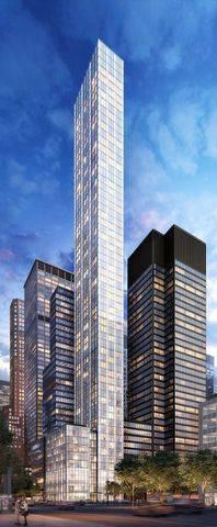 Ihre Luxuswohnung in dem 100 East 53rd-Wolkenkratzer bietet dem Glamour-Paar alle Annehmlichkeiten, die sie sich wünschen können: Vom Concierge-Service bis zum hauseigenen Pool.