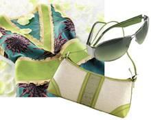 Farblich angesagt: Naturtöne bleiben aktuell, am schönsten in Kombination mit zarten Grüntönen