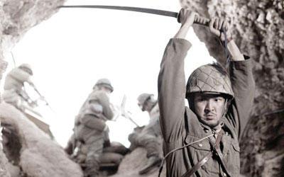 """Wird als wichtiger Antikriegfilm gehandelt: """"Letters from Iwo Jima"""""""