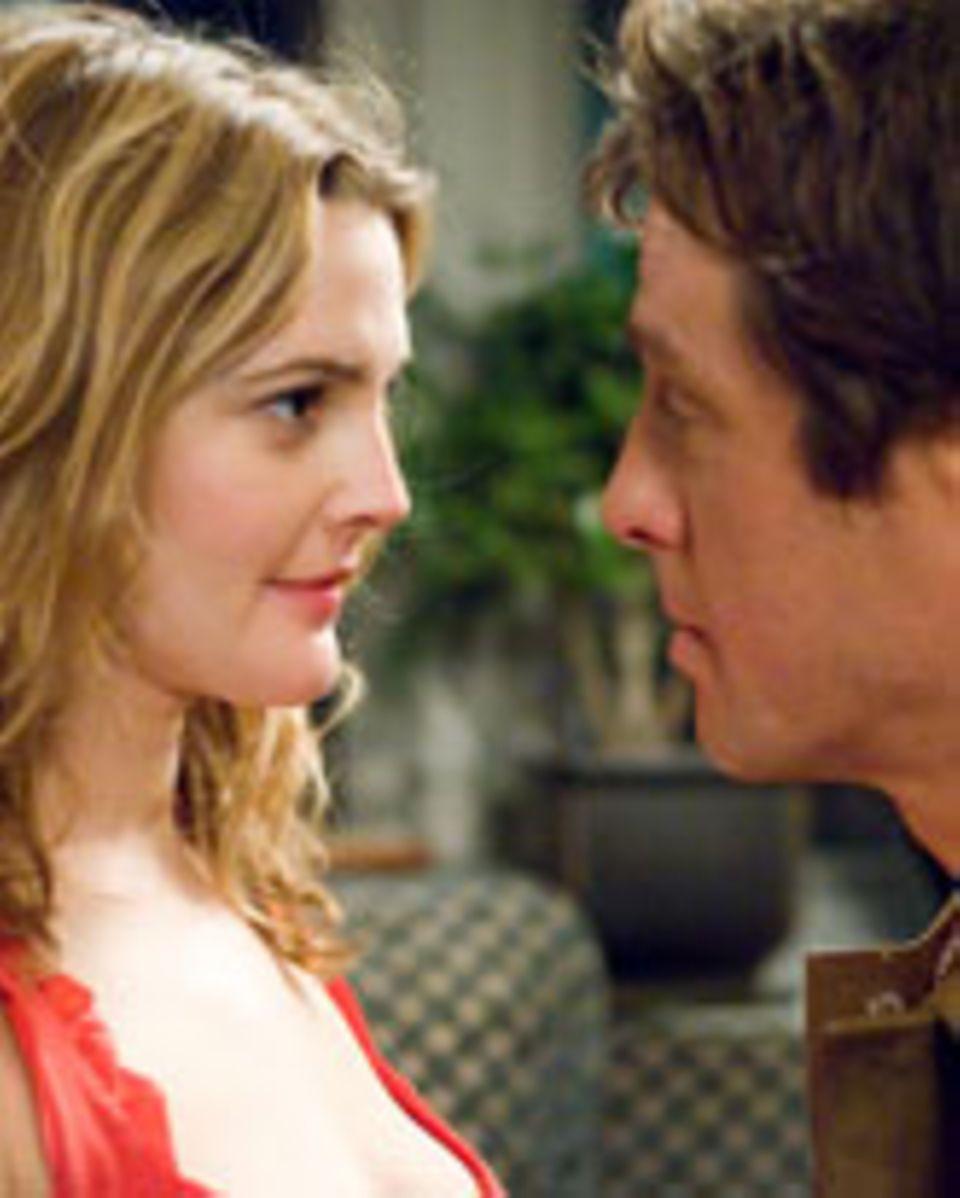 """Drew Barrymore und Hugh Grant in """"Mitten ins Herz"""""""