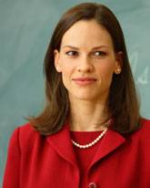 "Hilary Swank in ""Freedom Writers"""
