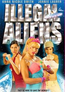 """""""Illegal Aliens"""" war das letzte Filmprojekt von Anna Nicole Smith"""