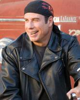 "JOhn Travolta in ""Born to be wild - Saumässig unterwegs"""