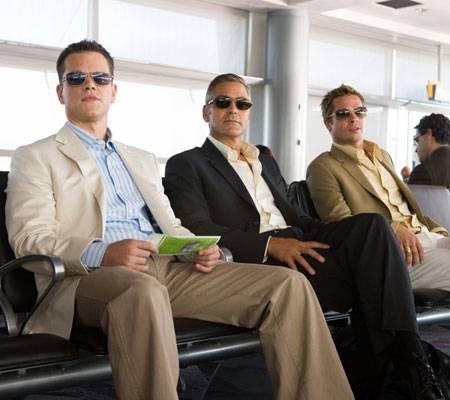 Kommt nach Cannes: Matt Damon, George Clooney, Brad Pitt