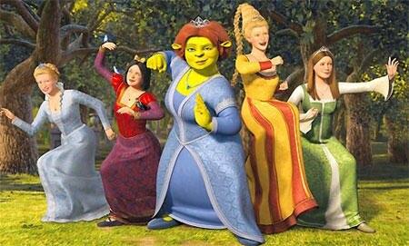 """In """"Shrek der Dritte"""" schlagen auch die weiblichen Charaktere endlich zu"""