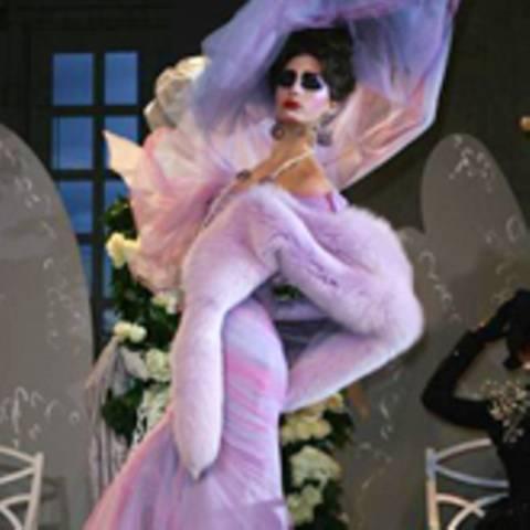 Haute Couture á la Dior
