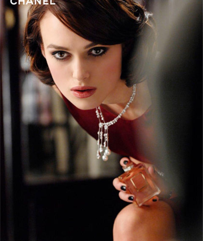 """Keira Knightley wirbt für Chanels """"Coco Mademoiselle"""""""