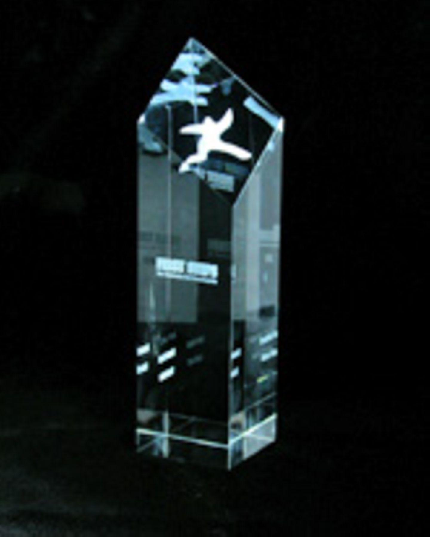 First Steps Award