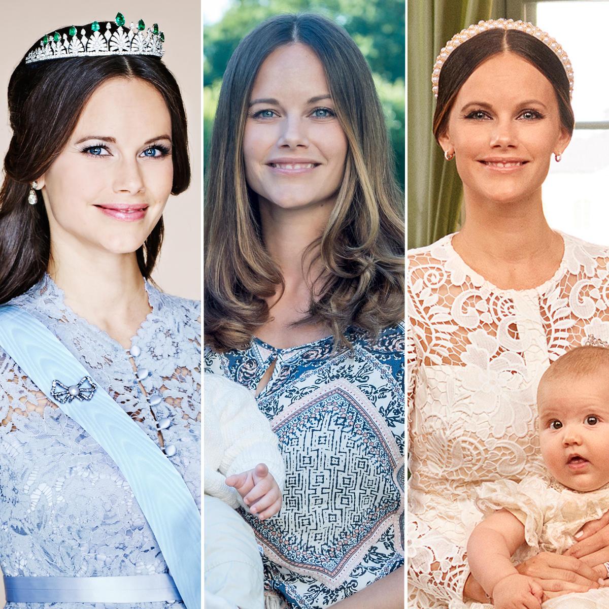 Auf offiziellen Fotos bemüht sich Prinzessin Sofia immer um ein zurückhaltendes Lächeln, so dass ihre Zähne kaum sichtbar sind.