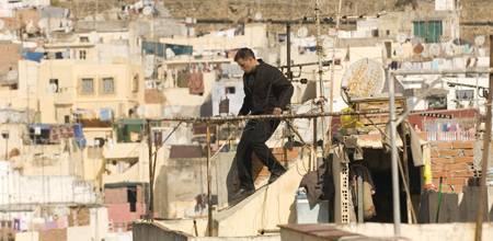Jason Bourne (Matt Damon) unterwegs in Tanger