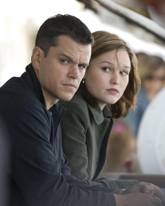 "Matt Damon in ""Das Bourne Ultimatum"""