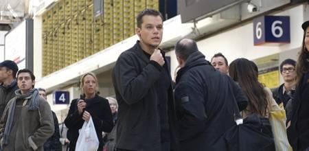 Muss immer rennen: Matt Damon alias Jason Bourne