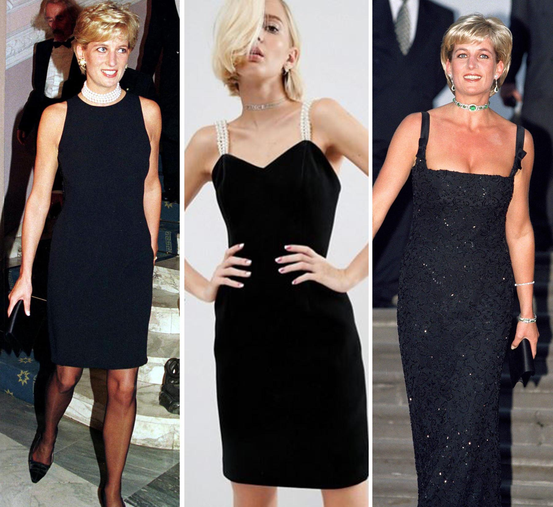 Den Look von Prinzessin Diana gibt es jetzt bei ASOS zu kaufen
