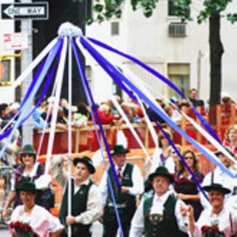 Oktoberfest auf der Fifth Avenue
