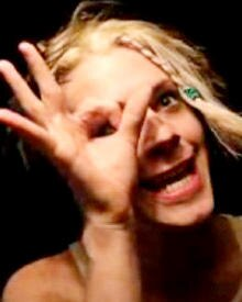 """Chris Crocker in seiner Version von Britney Spears neuster Single """"Gimme More"""""""