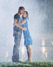"""""""Clean Fun"""": Troy (Zac Efron) und Gabrielle (Vanessa Hudgens)"""