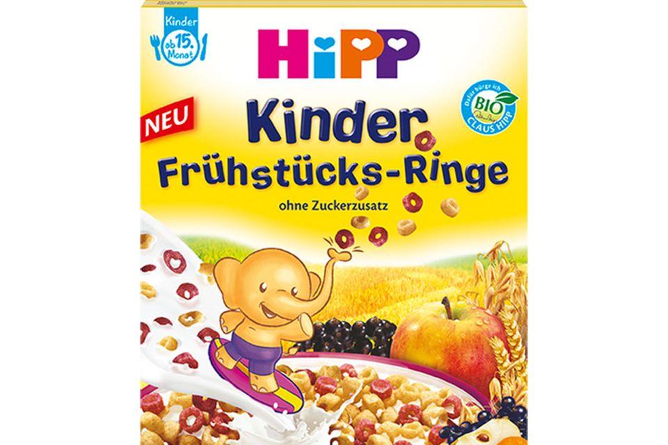 Hipp Frühstücks-Ringe