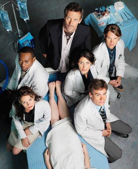"""""""Dr. House"""" rätselt jede Woche über die merkwürdigen Beschwerden seiner Patienten"""