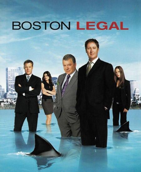 """Der Arbeitsalltag einer renommierten, auf Zivilklagen spezialisierten Kanzlei in Boston nimmt """"Boston Legal"""" unter die Lupe"""