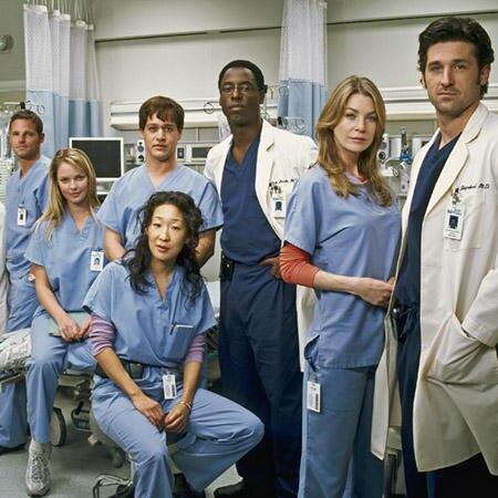 """""""Menschenleben retten und dabei nie die eigenen Probleme aus den Augen verlieren."""" Das ist das Motto der Krankenhaus-Serie """"Grey"""