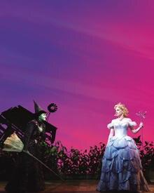 """Magisches Treiben im Land Oz: """"Wicked - die Hexen von Oz"""" kommt in Stuttgart auf die Bühne"""