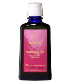 Topseller unter den Oldies: Wildrosenöl von Weldeda, ca. 11 Euro