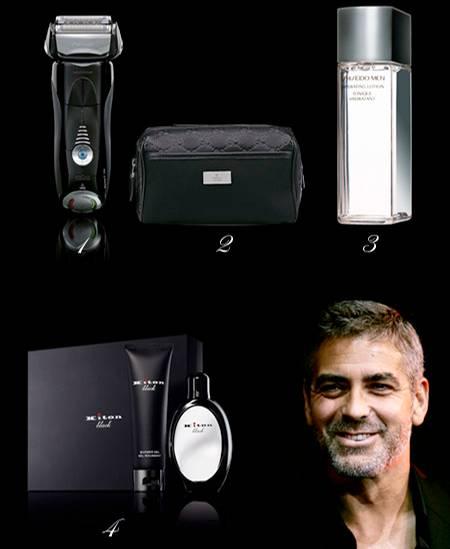 Das Beste ist für ihn gerade gut genug: George Clooney