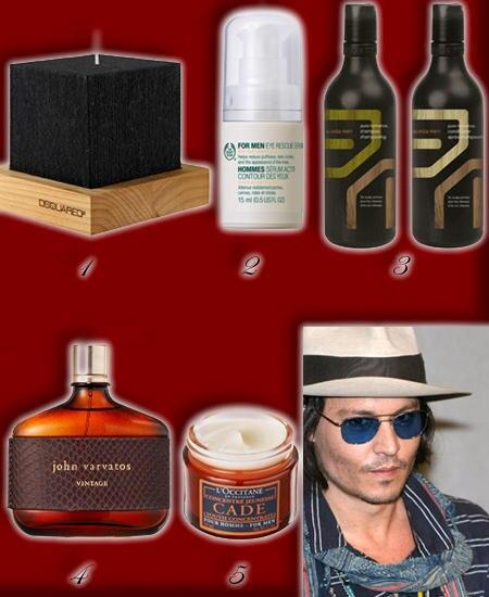 Unkonventionell und natürlich lässig wie Johnny Depp