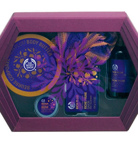 "Die Box von ""The Body Shop"""