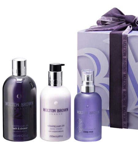 "Das ""Christmas Gift Set"" von Molton Brown"