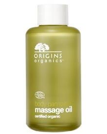 Staatlich geprüfter Einklang mit der Natur: Massage Oil von Origins