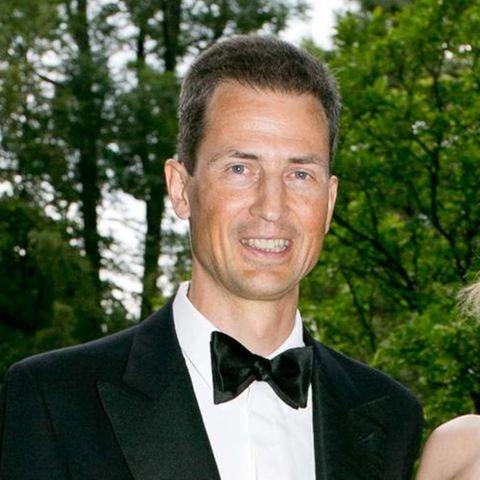 Erbprinz Alois und seine Frau Sophie sieht man auf royalen Events selten