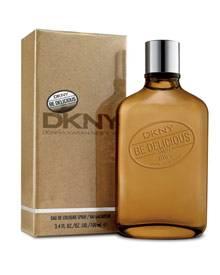 "DKNYs neuer Herrenduft ""Be Delicious For Men"" (100 ml, ca. 50 Euro)"