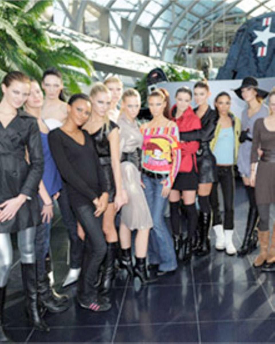 """Die Kandidatinnen von """"Germany's Next Topmodel"""""""