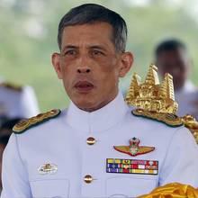 Prinz Maha Vajiralongkorn