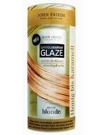 John Frieda bringt mit seiner Pfelegserie blondes Haar zum Strahlen