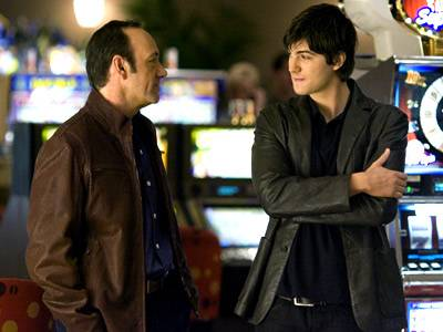 """In seinem neuen Film """"21"""" spielt Jim Sturgess an der Seite von Kevin Spacey"""