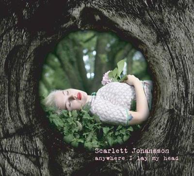 Cover von Scarlett Johanssons Album, das im mai erscheint
