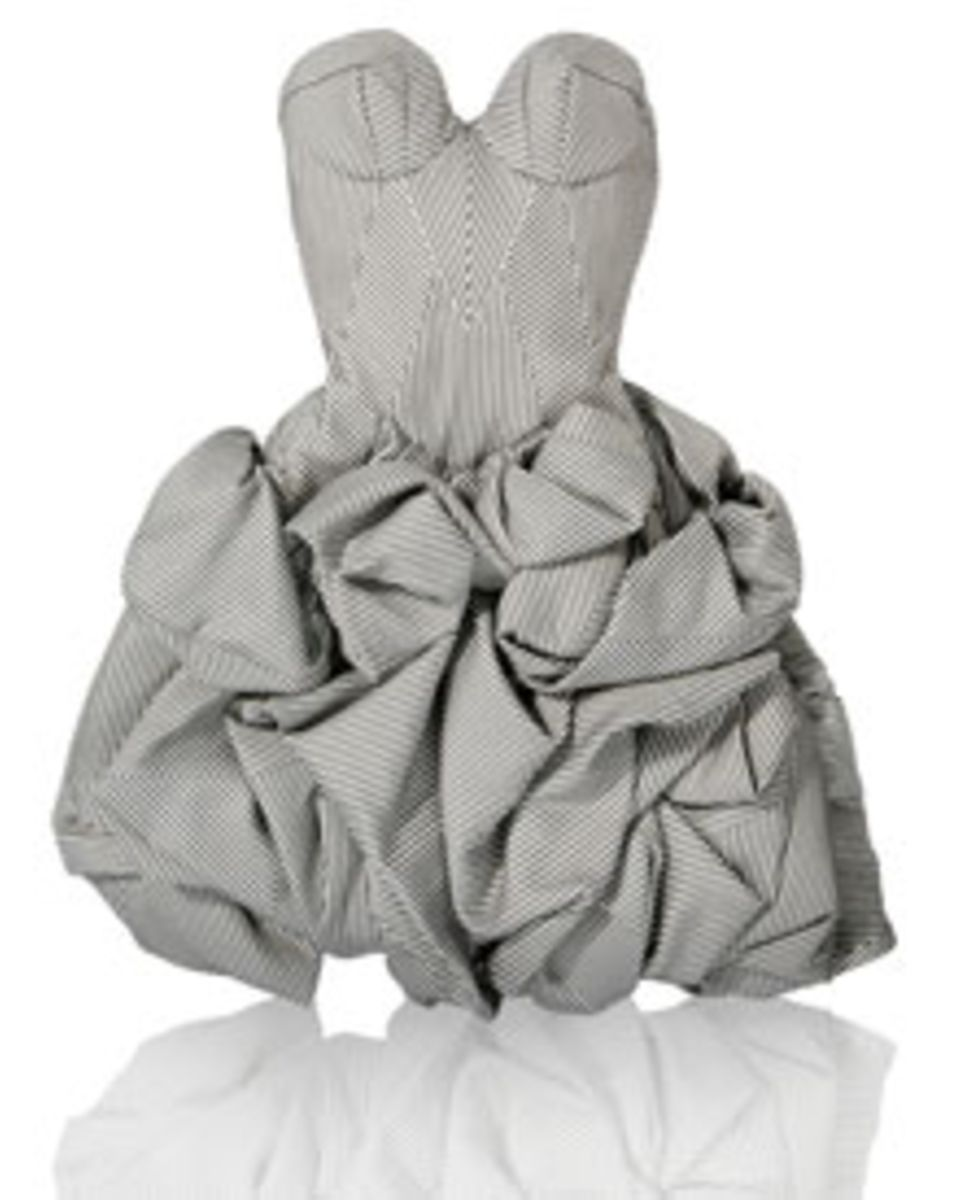 Ballonrockkleid von Daks Luxury, ca. 1170 Euro