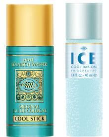"""4711 ist die Omi unter den Eau de Colognes. Jetzt kommt das neue Sommerkonzept """"4711 Ice"""": Ein Stick mit kühlender Wirkung"""