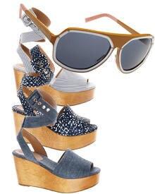 Brille: Das Londoner Label Linda Farrow Vintage ist für seine Kooperationen mit jungen Designern bekannt. Nun bereichert auch de