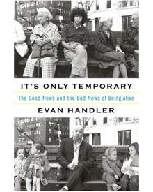 Das Cover von Evan Handlers Erstlingswerk