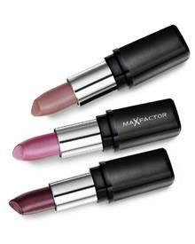 Die neuen Colour Collections Lippenstifte kommen in drei Farbpaletten, die auf helle, mittlere und dunkle Hauttöne abgestimmt si