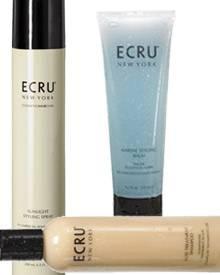 Links: Styling Spray, 150 ml, ca. 14 Euro; Rechts: Styling Balm, 130 ml, ca. 15 Euro; Unten: Shampoo, 240 ml, ca. 14 Euro