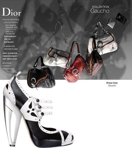 Auf www.dior.com finden Frauen und Männer in den Rubriken Mode & Accessoires sowie Duft & Kosmetik alles, was das Herz begehrt